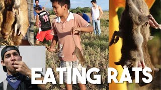 Eating Rats in the Philippines (Strange/Bizarre Foods)