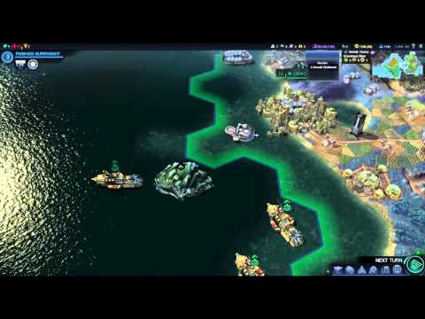 Sid Meiers Civilization Beyond Earth   Official Gameplay Video – Master Control HD |