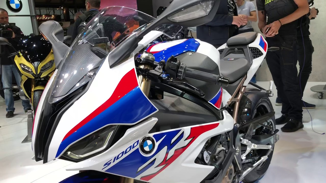 Bmw S1000rr 2019 Youtube