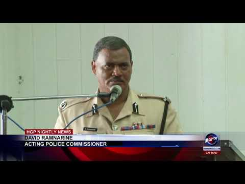 ACTING TOP COP SAYS POLICE STATISTICS ARE VALID