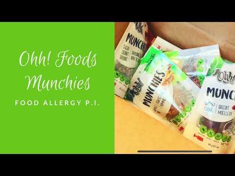 Ohh! Foods Munchies | Allergy Friendly | Food Allergies