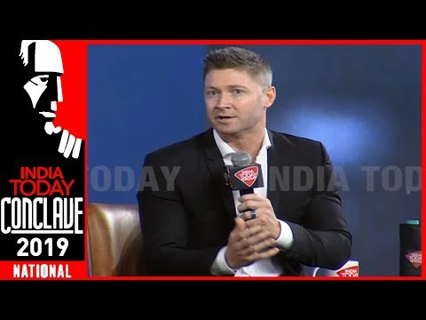 Being Favourite For ICC World Cup 2019, A Problem For India?: Michael Clarke Responds | IT Conclave