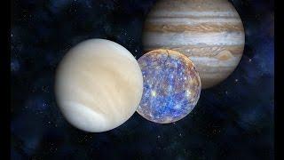Sao Thủy và Sao Kim | Khám phá vũ trụ