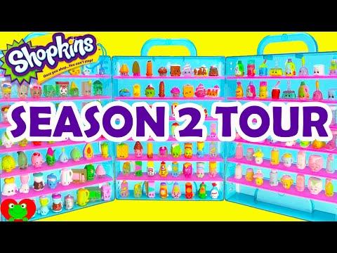 Shopkins Season 2 Collection Tour Toy Genie