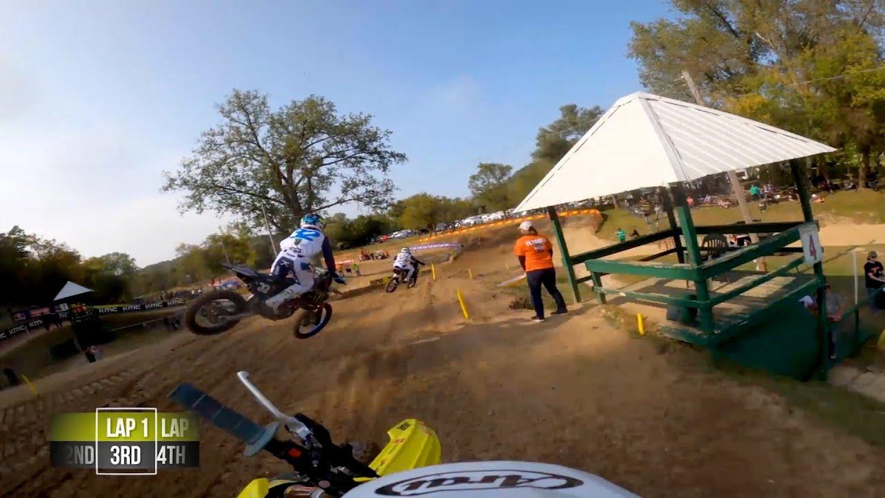 GoPro: Alex Martin - 2020 SpringCreek National - 250 Moto 2 Highlights