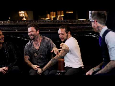 Talking Jackass and Sobriety  PreHaircut  with Brandon Novak and Bam Margera UNCENSORED