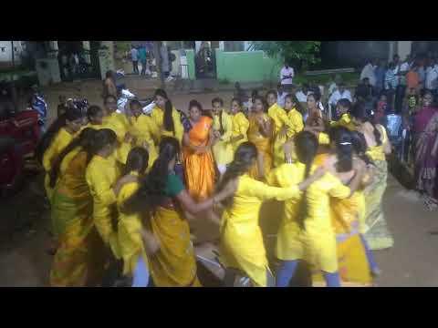 Seetharampuram Colony Women Ministry At Ganesh Nimarjanam