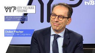VYP. Didier Fischer, Maire (SE) de Coignières