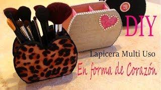 Lapicera De Corazón - Multi Uso - Penholder