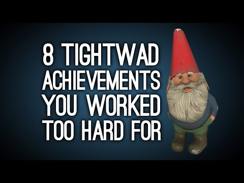 8 Tightwad Achievements You Worked Way Too Hard For from YouTube · Duration:  6 minutes 2 seconds