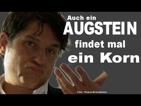 Augstein und mein peinliches Geheimnis - SKANDAL !!!