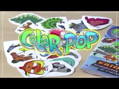 Color Pop - Augmented Reality (AR) Interactive Educational ...