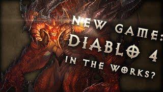 NEW DIABLO GAME: Diablo 4 confirmed? (Podcast stream highlight)