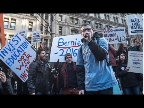 Why Young Voters Love Bernie Sanders