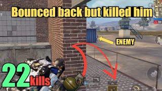 Grenade Glitch Kill | Random Squad | PUBG Mobile