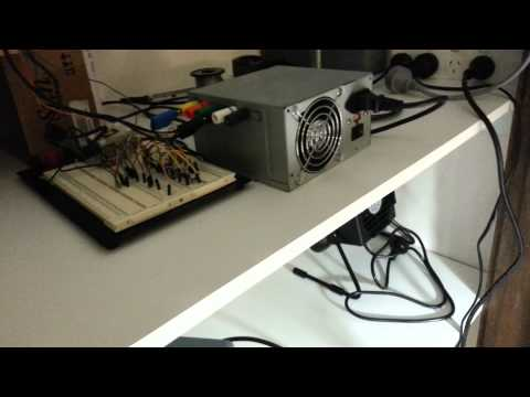 Levitating Light Bulb (Wireless Power Transfer + Magnetic Levitation)