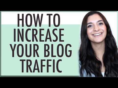 How to Increase Your Blog Traffic for Free