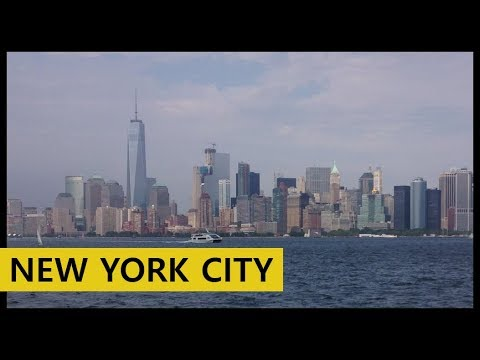The New York City Travel Montage - New York, USA