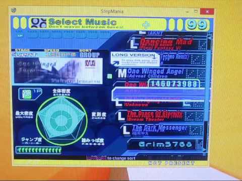 pack song stepmania 3.9