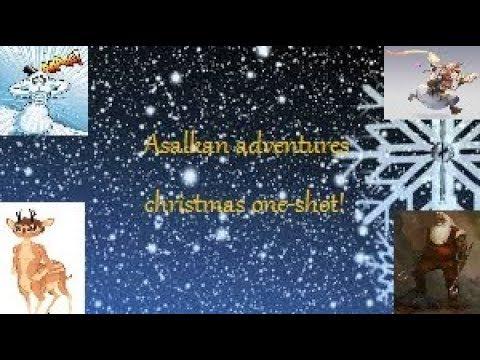 Asalkan adventure: Christmas one-shot - Return of krampus
