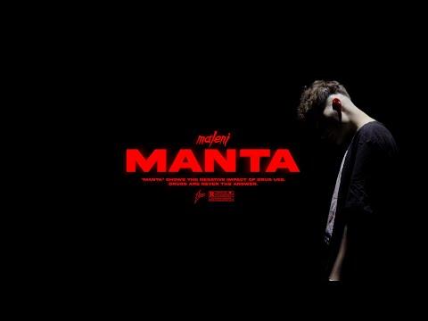 maleni – MANTA (Official Video) Prod. by Popov