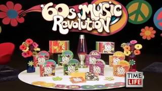 Time Life's '60s Music Revolution Preview