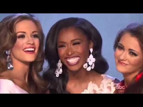 Miss America 2016 -  Betty Cantrell Crowning Moment (9-13-15)
