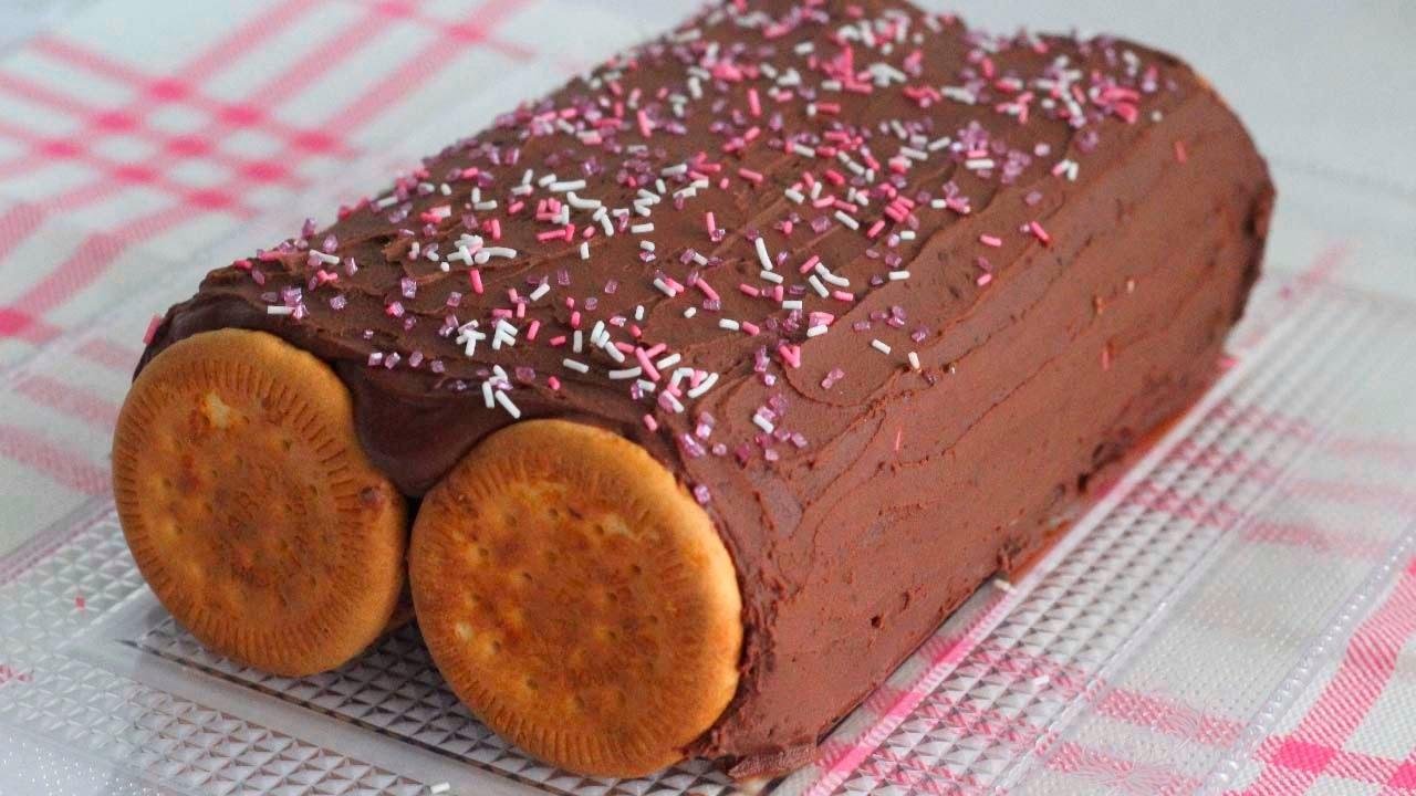 Image Result For Receta Tarta Y De Galletas Maria Y Chocolate