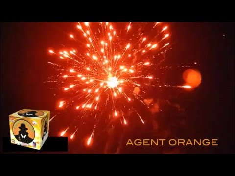 AGENT ORANGE (500GM) 16 SHOTS