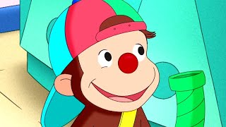 Curious George 🐵Curious George Clowns Around 🐵 Kids Cartoon 🐵 Kids Movies 🐵Videos for Kids
