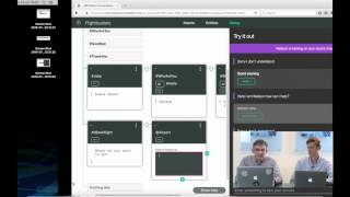 Build a chatbot in 6 minutes