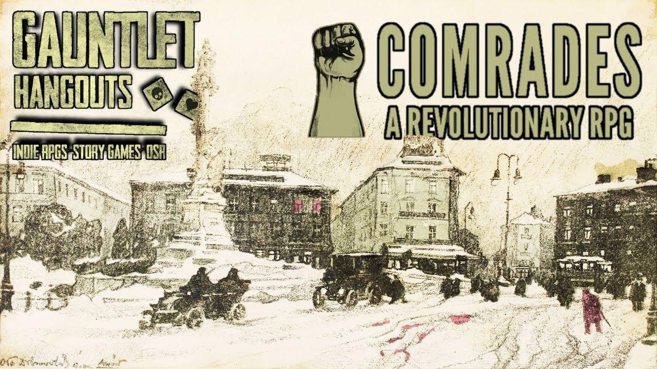 Comrades Deutsch