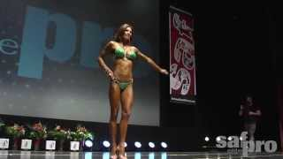 Dawn Armstrong 2014 SAF Elite Pro Championship Interview