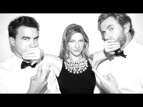 The cast of ABC Network's Mistresses for Dream Loud Official  Rob Mayes Jes Macallan Brett Tucker
