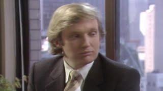 Trump didn't always have a killer instinct