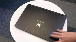 Review Acer Predator Triton 500