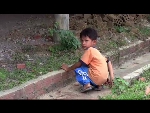 Real Stories of Child Slavery: Dangerous Jobs in Thailand and Cambodia. #nochildforsale