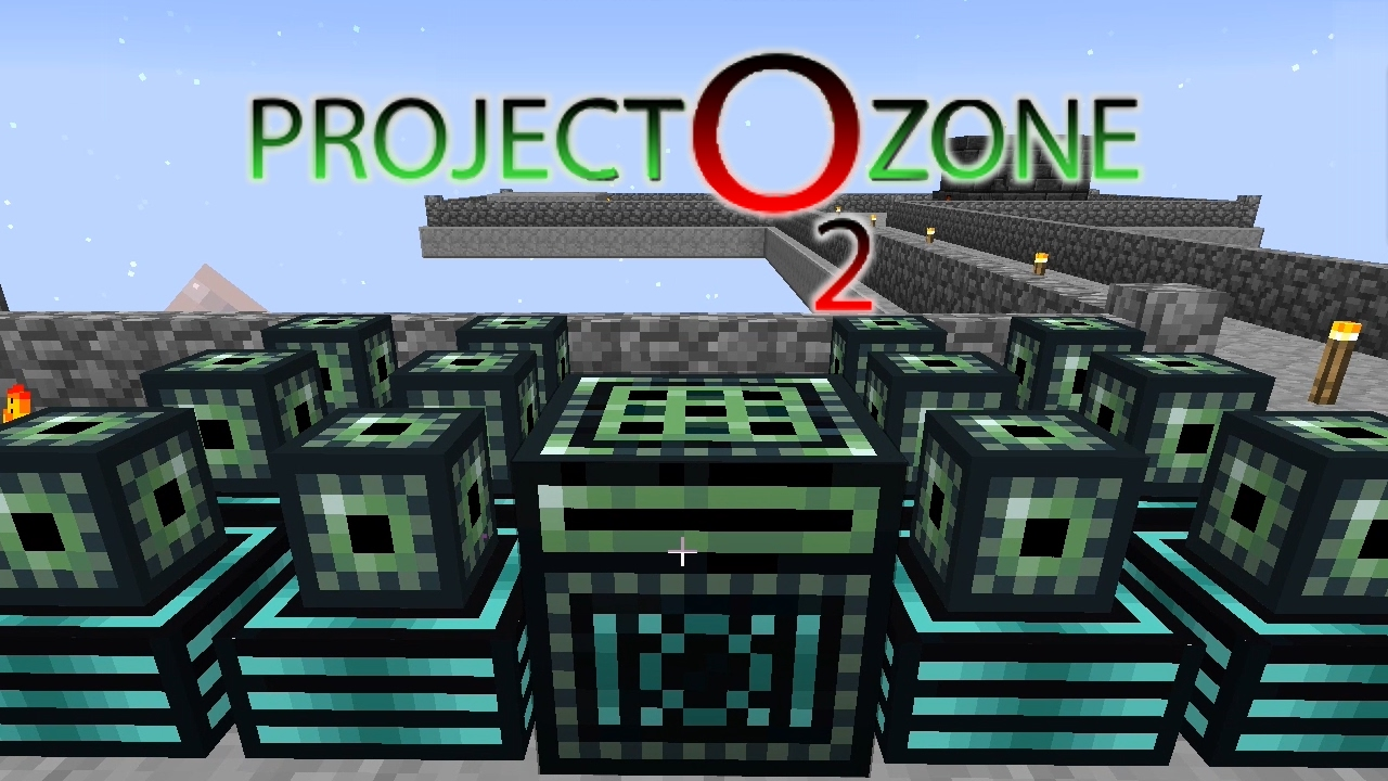 Project Ozone 2 Kappa Mode – QED ENDER FLUX CRYSTALS [E05] (Modded Minecraft Sky Block)