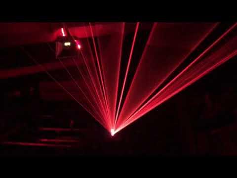 Laserworld DS3000 RGB and DMX