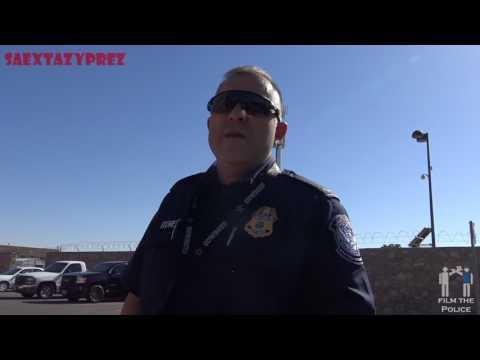 US CUSTOMS & BORDER PROTECTION EL PASO W/News Now Houston & BUC-G