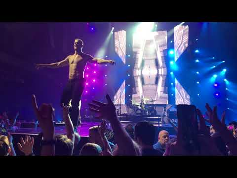 Imagine Dragons- Thunder Live Frankfurt 2018
