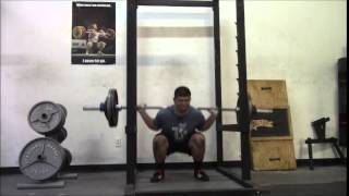 Supersquats Week5 Workout 1 6 30 15