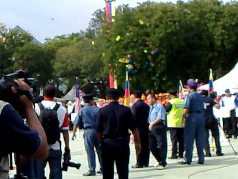 Federal Territory Day 2009 (Launching Gimmick and Performance)