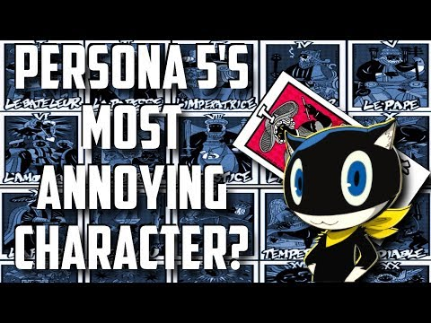 THE CONFIDANTS - Morgana Character and Confidant Discussion