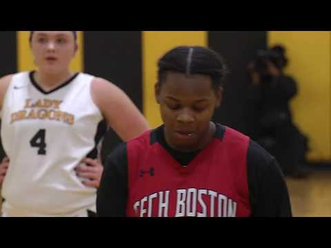 Game of the Week: Tech Boston Bears vs. Latin Academy Dragons (Girls)