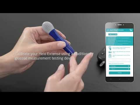 non-invasive-sugar-trend-measurement-device