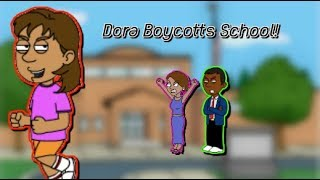 Dora Boycotts The First Day Of School/Grounded