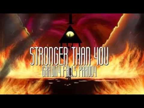 Stronger Than You (Bill Cipher Parody Cover) - 200+ Subscribers and 20,000 Channel Views Special!