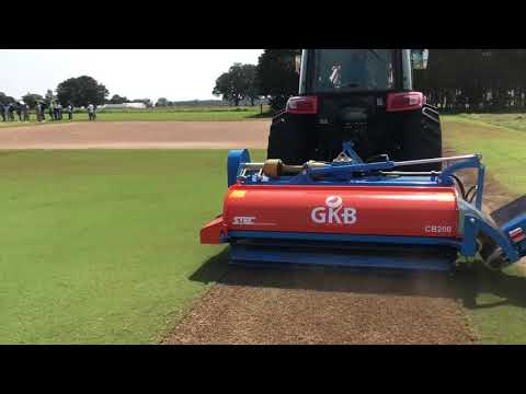 Fraise Mowing from STEC Equipment