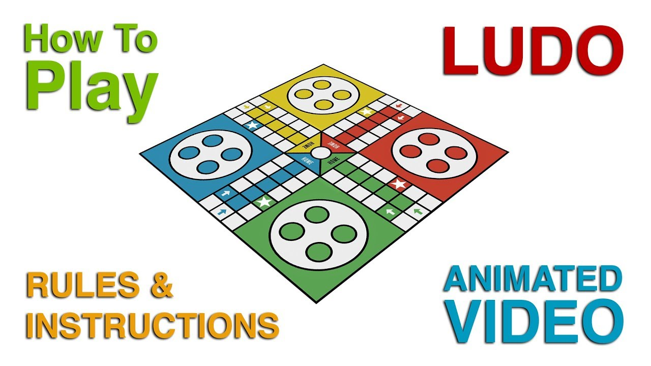 Ludo Board Game Rules & Instructions | Learn How To Play Ludo Game